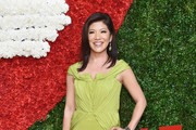 Julie Chen Cocktail Dress