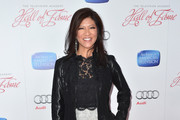 Julie Chen Leather Jacket