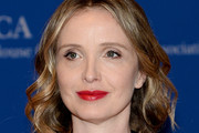 Julie Delpy Diamond Statement Necklace