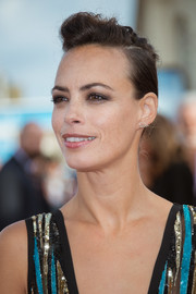 Berenice Bejo went for a punky pompadour when she attended the Deauville American Film Festival closing ceremony.
