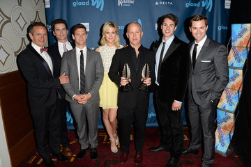 Justin Bartha Andrew Rannells 24th Annual GLAAD Media Awards Presented By Ketel One And Wells Fargo - Backstage