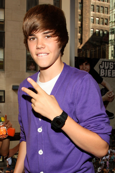Justin Bieber Watches