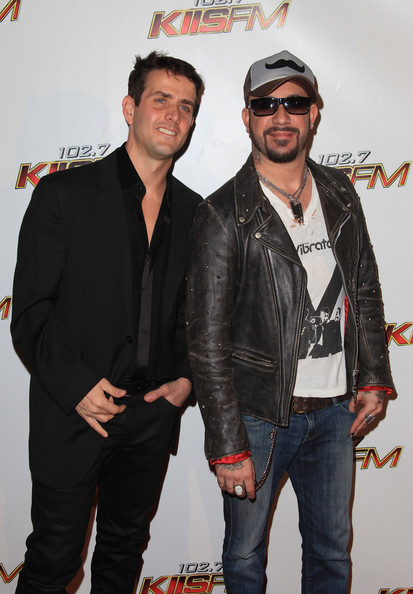 More Pics of A.J. McLean Sterling Pendant (1 of 4) - A.J. McLean Lookbook - StyleBistro