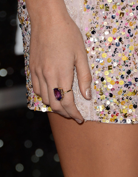 Kacey Musgraves Gemstone Ring [arrivals,kacey musgraves,cmt music awards,joint,finger,nail,hand,leg,close-up,thigh,muscle,body jewelry,abdomen,nashville,tennessee,bridgestone arena]