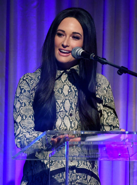 Kacey Musgraves Leather Jacket []