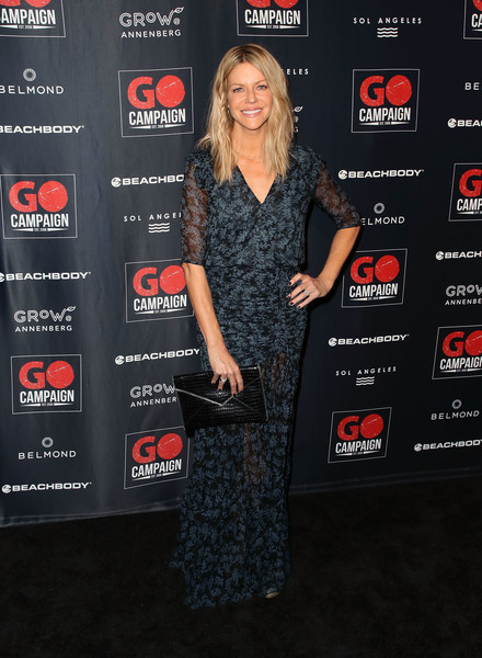 Kaitlin Olson Print Dress
