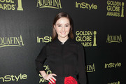 Kaitlyn Dever Button Down Shirt