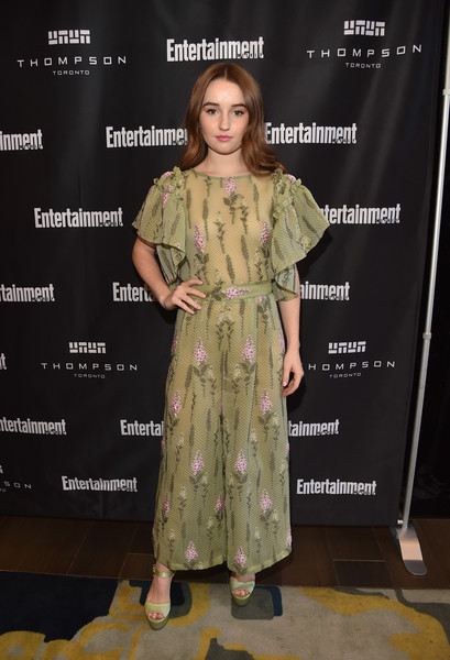 Kaitlyn Dever Jumpsuit [clothing,premiere,dress,fashion,fashion design,carpet,event,flooring,performance,red carpet,kaitlyn dever,must list party,thompson hotel,toronto,canada,entertainment weekly,entertainment weeklys must list party,toronto international film festival]