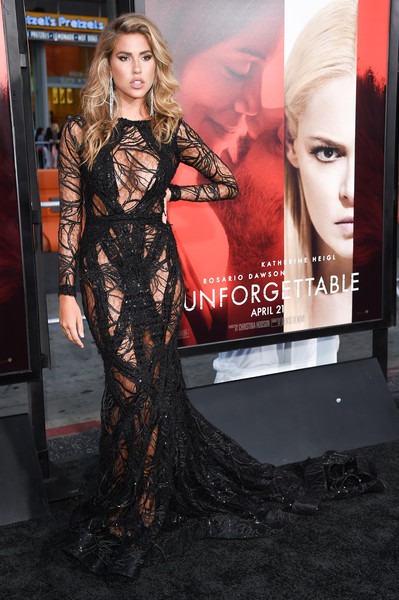 Kara Del Toro Sheer Dress