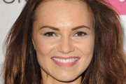 Kara Tointon Half Up Half Down