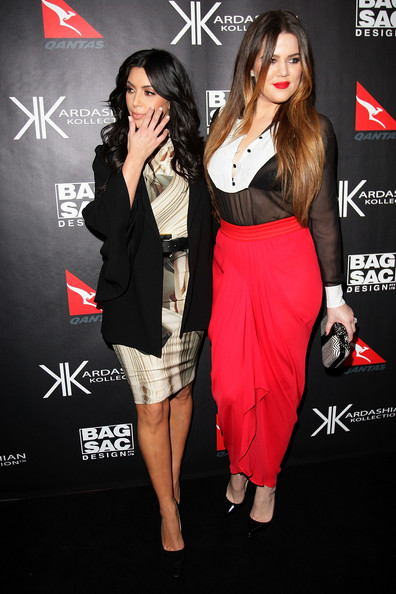 More Pics of Khloe Kardashian Hard Case Clutch (9 of 14) - Khloe Kardashian Lookbook - StyleBistro
