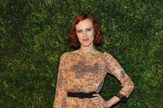 Karen Elson Print Dress