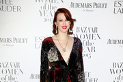 Karen Elson Wrap Dress