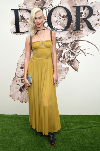 Karlie Kloss Maxi Dress