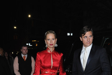 Karolina Kurkova Archie Drury Michael Kors and iTunes After Party at the Mark Hotel