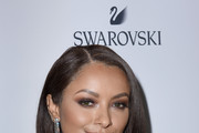 Kat Graham Crystal Chandelier Earrings