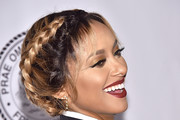 Kat Graham French Braid