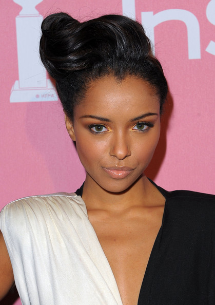 Kat Graham French Twist