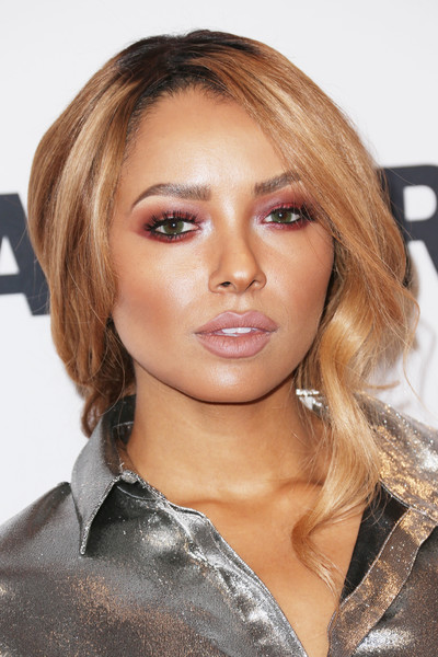 Kat Graham Loose Braid