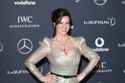 Katarina Witt Evening Dress