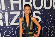 Kate Beckinsale Halter Dress