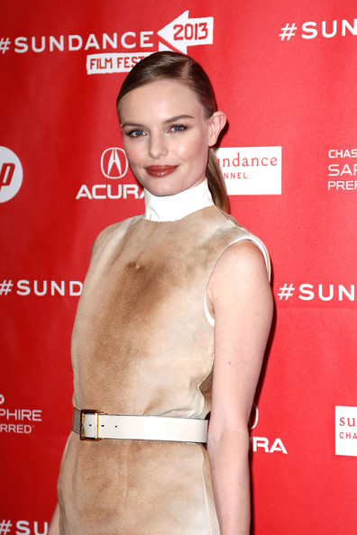 Kate Bosworth Leather Belt