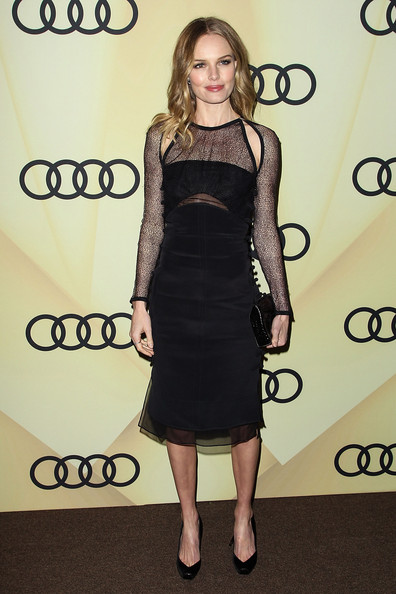 Kate Bosworth Little Black Dress