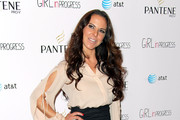 Kate Del Castillo Button Down Shirt