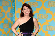 Kate Flannery One Shoulder Dress