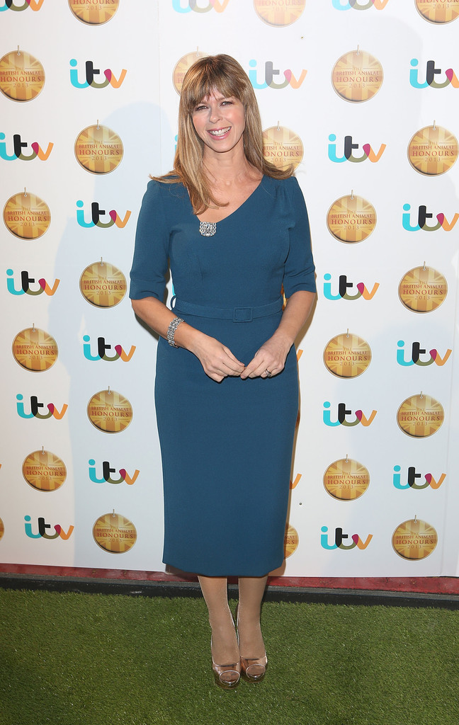 Kate Garraway Cocktail Dress Kate Garraway Looks