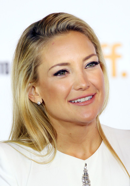 Kate Hudson Long Straight Cut [the reluctant fundamentalist,hair,face,hairstyle,eyebrow,blond,chin,skin,lip,forehead,beauty,kate hudson,roy thomson hall,toronto,canada,red carpet,2012 toronto international film festival,premiere]