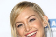Kate Hudson Loose Ponytail