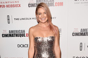 Kate Hudson Strapless Dress