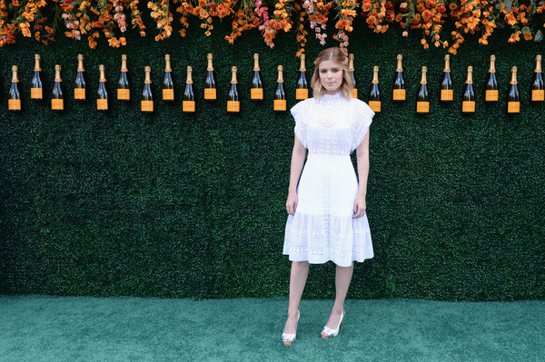 Kate Mara Lace Dress