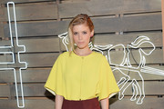 Kate Mara Leather Tote