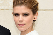 Kate Mara Loose Bun