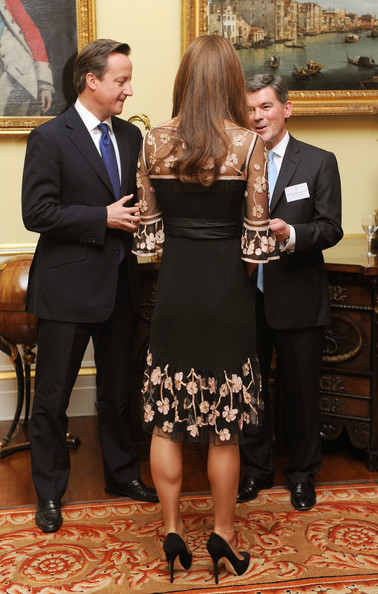 Royal Reception For Team GB Olympic Medalists