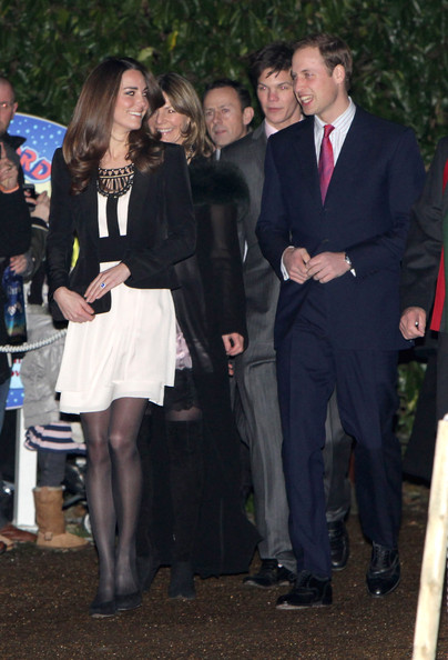 Kate Middleton Cocktail Dress [formal wear,suit,fashion,dress,event,flooring,product,girl,tuxedo,carpet,prince william,catherine middleton,spectacular,aid,england,fakenham,teenager cancer trust,thethursford collection,reception,christmas]