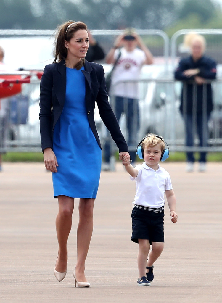 Kate Middleton Day Dress - Kate Middleton Looks