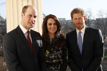 Kate Middleton Prince Harry The Duke & Duchess Of Cambridge And Prince Harry Outline Plans For Heads Together Ahead Of The 2017 Virgin Money London Marathon