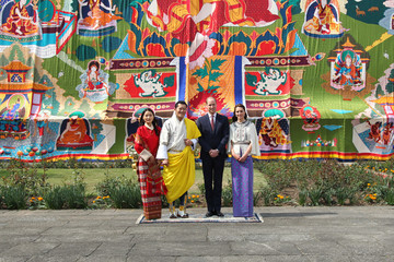 Kate Middleton Prince William The Duke and Duchess of Cambridge Visit India and Bhutan - Day 5