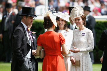 Kate Middleton Prince William Royal Ascot 2016 - Day 2