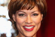 Kate Silverton Short Cut With Bangs