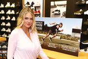 Kate Upton Leather Sneakers