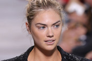 Kate Upton Messy Updo