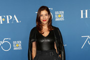 Kate Walsh Leather Jacket