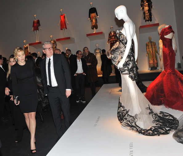 """""""Impact: 50 Years of the CFDA"""" Exhibition Opening Night Gala - Inside"""
