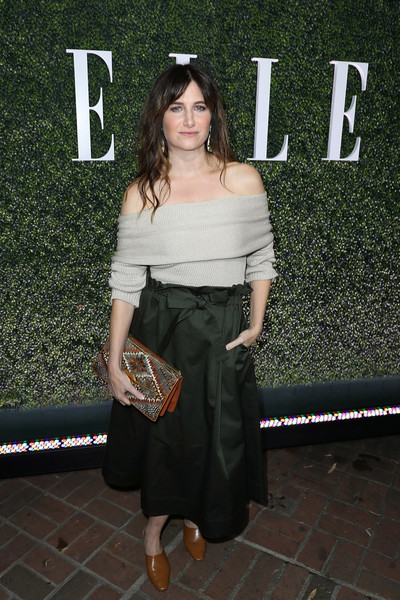 Kathryn Hahn Pumps
