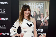 Kathryn Hahn One Shoulder Dress