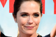 Katie Aselton Black Statement Necklace